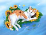 Cat Portrait | Commission