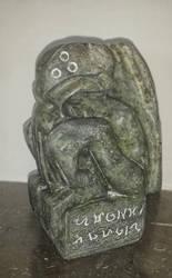 Eldritch Cthulhu Idol IV by Laroche
