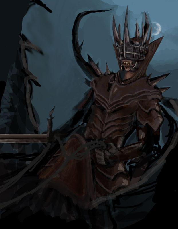 Dragon lord WIP by Laroche