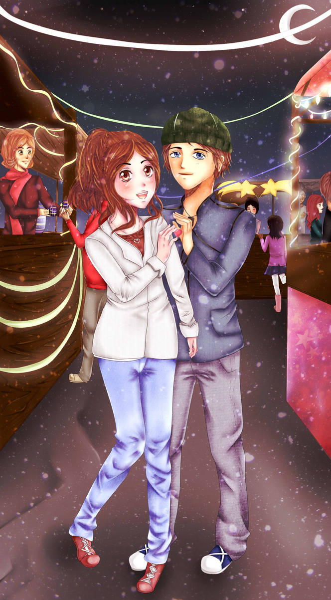 Lovely Christmas by Arielle14