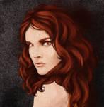 Anya Eiyel: Portrait