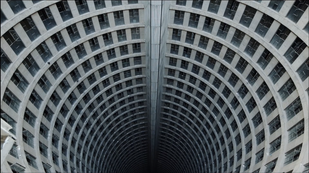 Ponte Tower (Johannesburg Africa) by Shuey