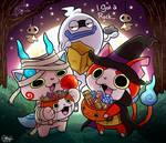 Yokai Halloween