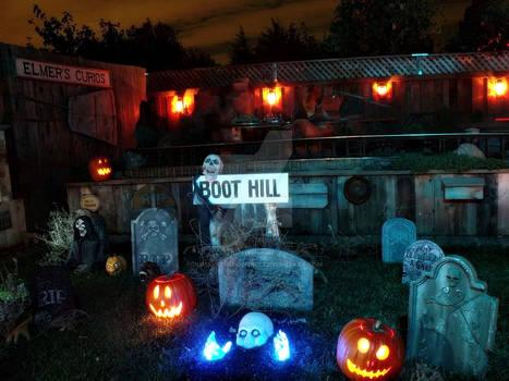 Backyard Boot Hill