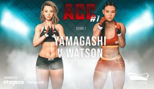 Fight Announcement: Yamagashi v Watson | ACC #1