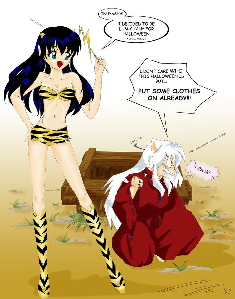 Inuyasha and Kagome: H...