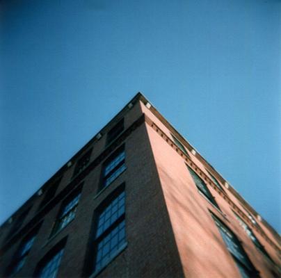 Corner of Brick by b-a88