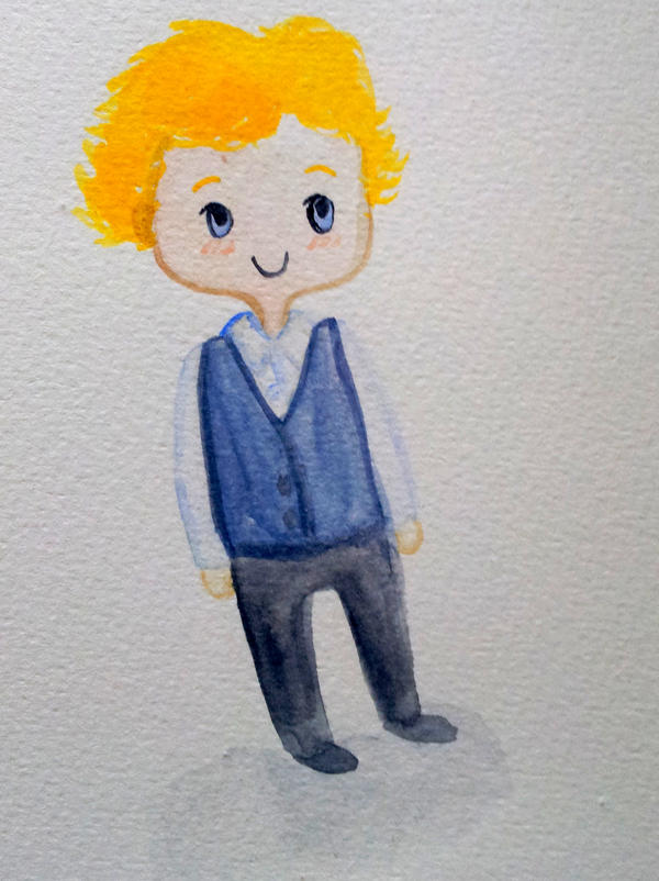 Mini Patrick Jane by Ridingthelight