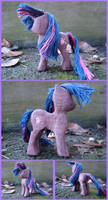 Twilight Sparkle Woodwork III by xofox