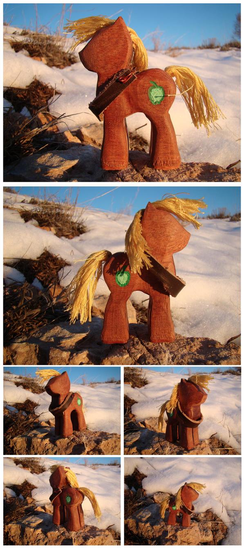 Big Mac Woodwork II by xofox