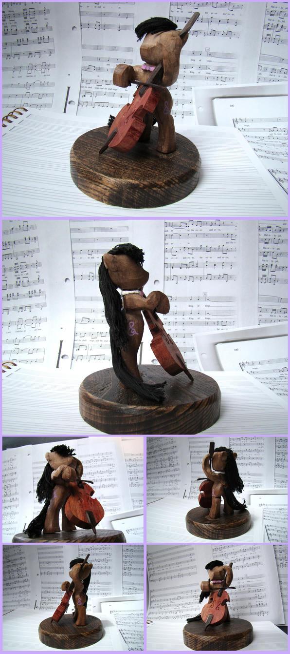 Octavia Woodwork by xofox