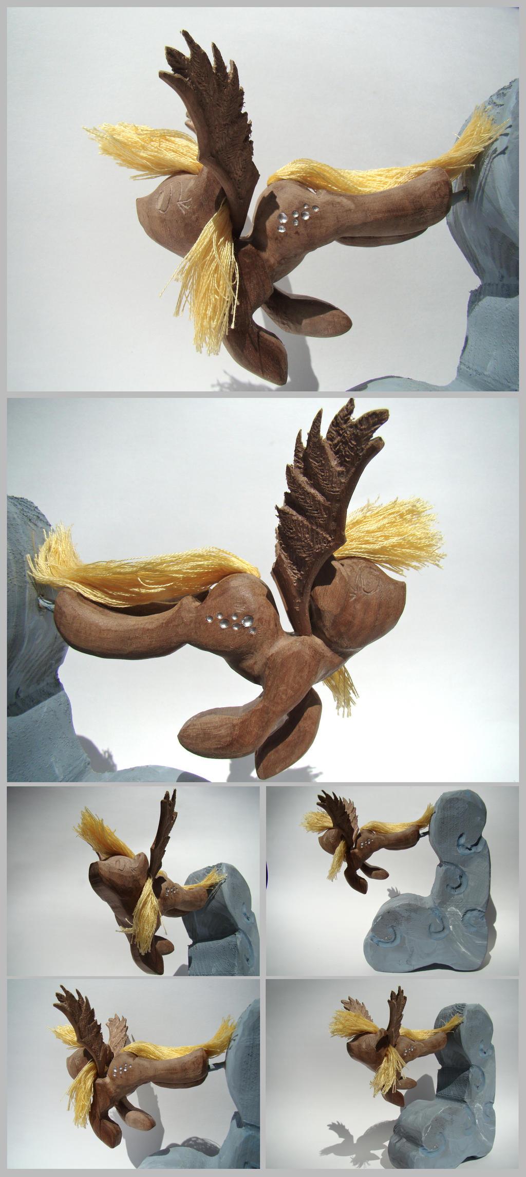 Derpy Hooves: Pony 100 by xofox