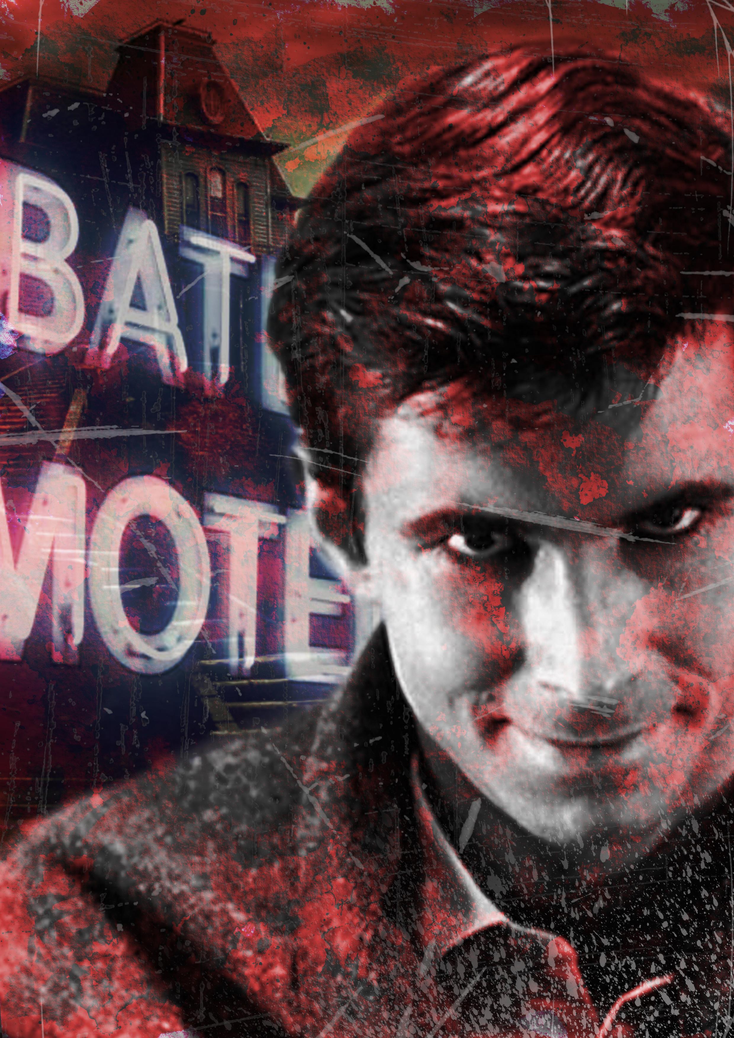 Movie Maniacs - Norman Bates