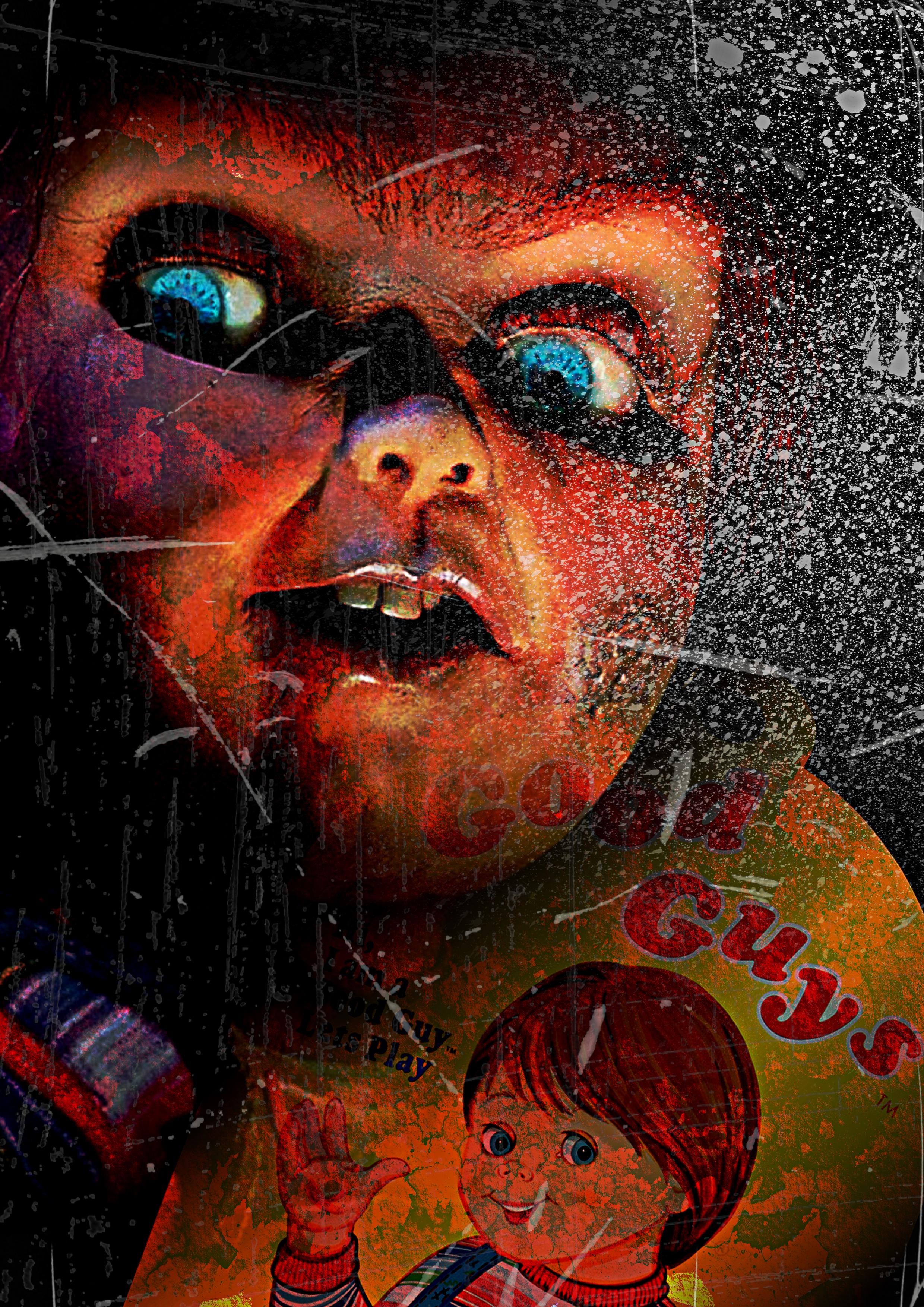 Movie Maniac Chucky