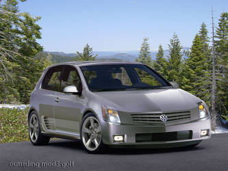 virtual tuning: mod3 GOLF by OUTRIDING