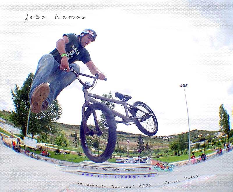 Ramos Whip by OUTRIDING
