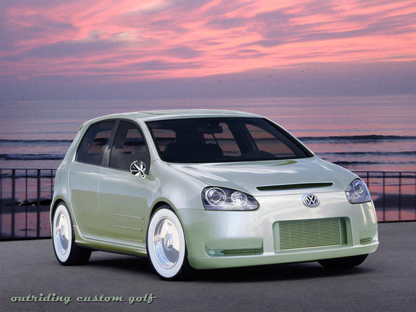 virtual tuning: CUSTOM GOLF by OUTRIDING