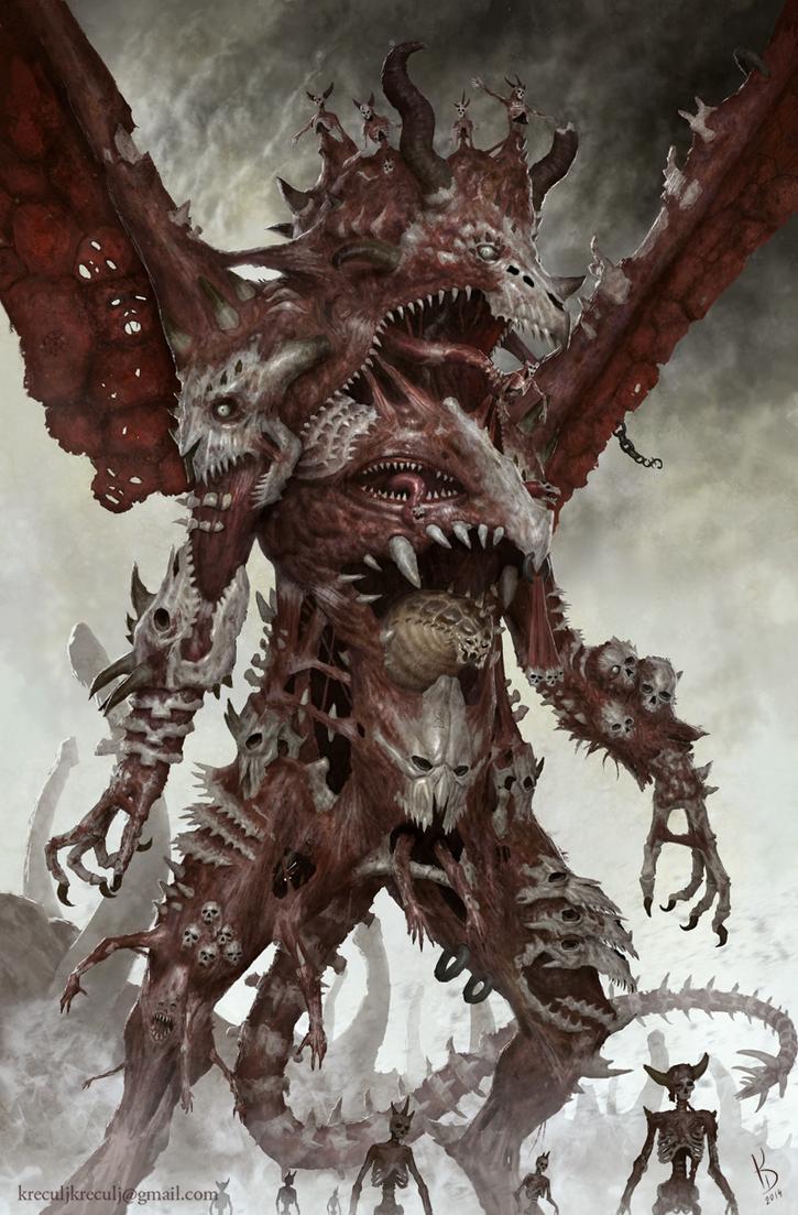 ♕ SPIRIT BRINGERS: EMPYREAN REALM. (SAGA DE UNUKALHAI) - Página 19 Flesh_dragon_by_testosteronman-d9dnnn5