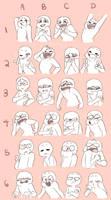 1# Expression Challenge Meme by RainbowDragon14