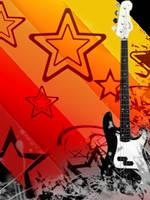 Guitar by GreenAqua