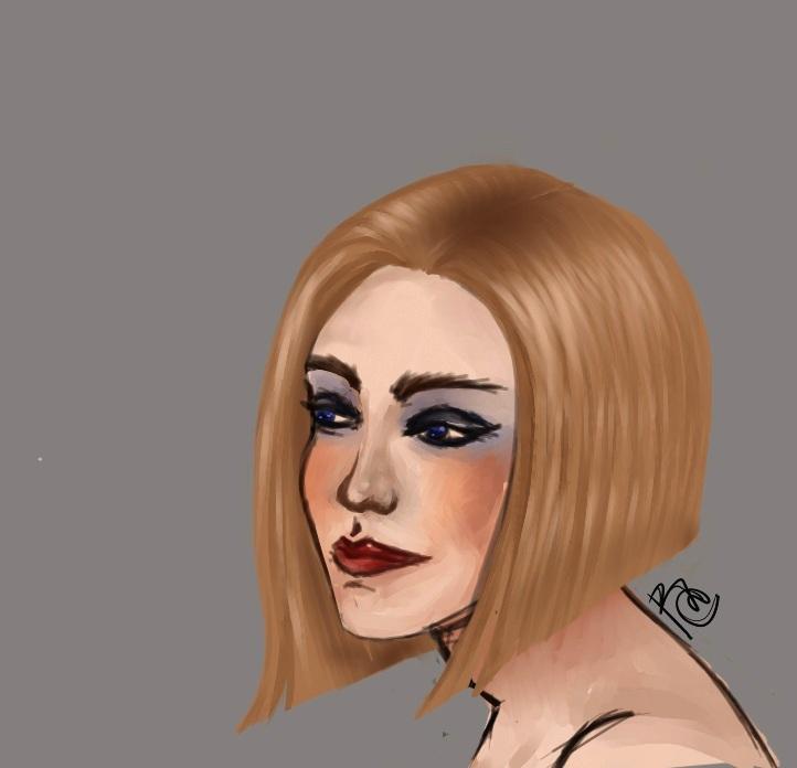 Woman by Codrucuzei