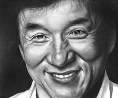 Jackie Chan by shonechacko