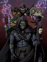 Evil Ones / Secuaces by patoberroeta