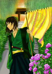 Prince Aramoro by Faily-chan