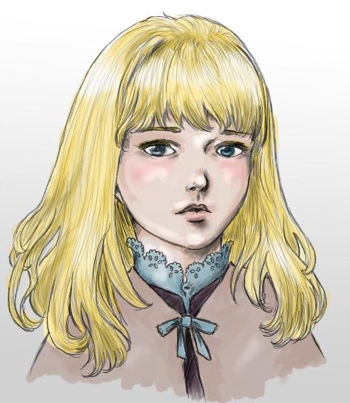 Gwen Snow by Faily-chan
