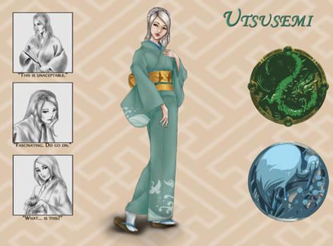 Profile - Agasha Utsusemi