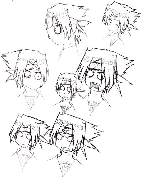 Hatsuharu WTF Faces by Uchiha00006