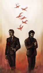 Hannibal - Red Thread
