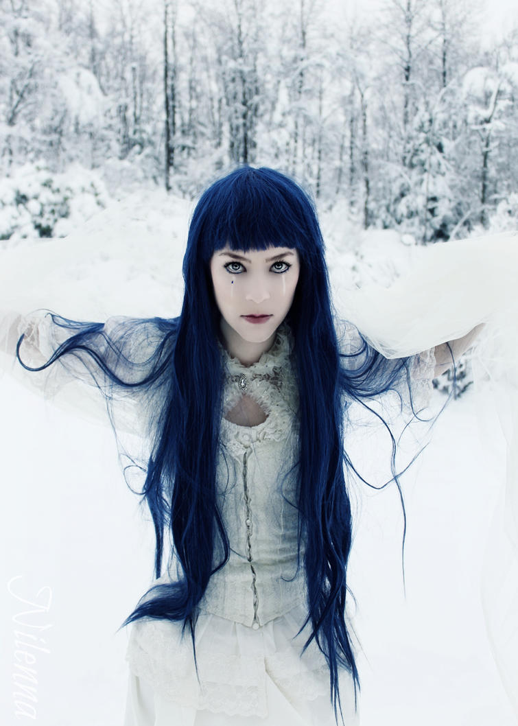 ~ Cold as Ice ~ by Nilenna