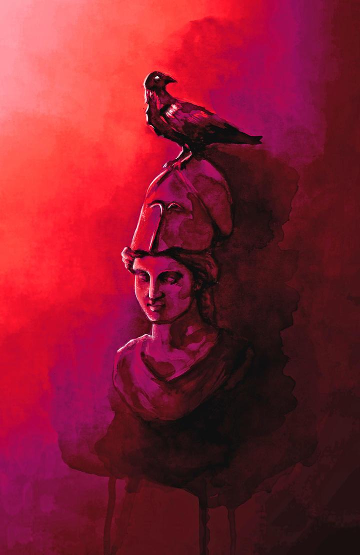 The Raven version 2 by evolajones