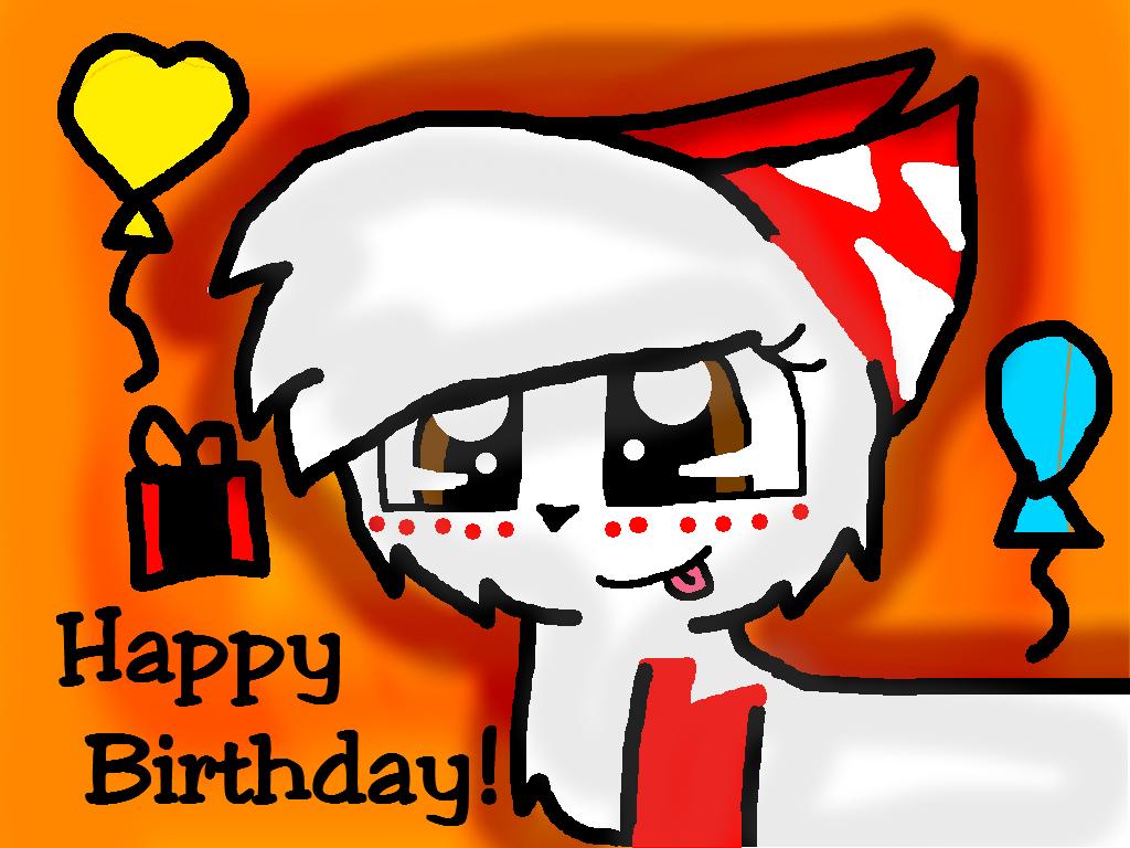 Ruby! [Happy Birthday!] by RubytheCat12