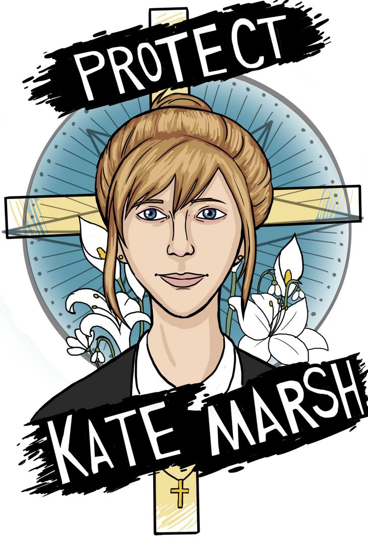 Kate - Life is Strange by KMoonleaf