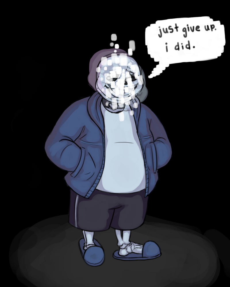 Sans by KMoonleaf