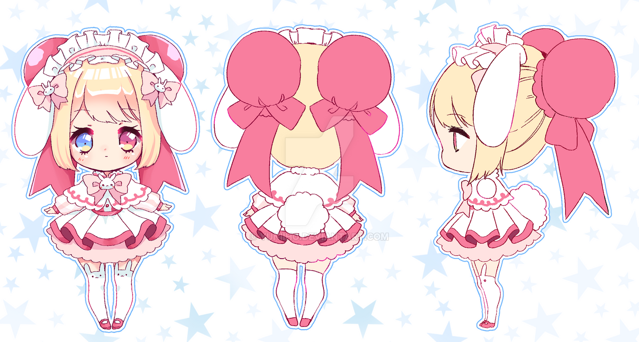 Character Design Oc : Character design of my oc by yuniiho on deviantart