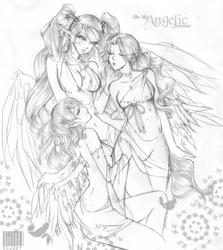 Angelic by chuu