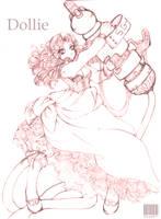 Dollie-guns n petticoats by chuu