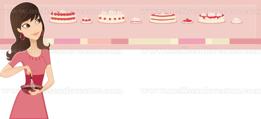 Pastry by Melisendevector