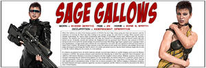 Sage Gallows by SyndicateWars