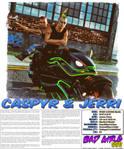 Bad Girls SSU: Caspyr and Jerri