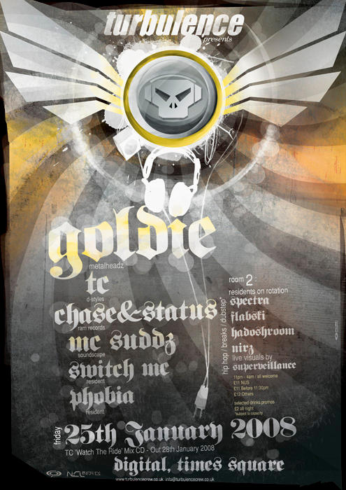 goldie poster