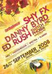 shy fx, danny byrd, ed rush