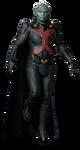 Supergirl Martian Manhunter PNG