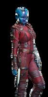 Guardians of the Galaxy Vol 2 Nebula PNG