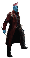 Guardians of The Galaxy vol.2 Yondu PNG by Metropolis-Hero1125
