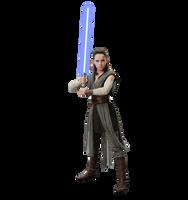 Star wars the last jedi Rey PNG by Metropolis-Hero1125
