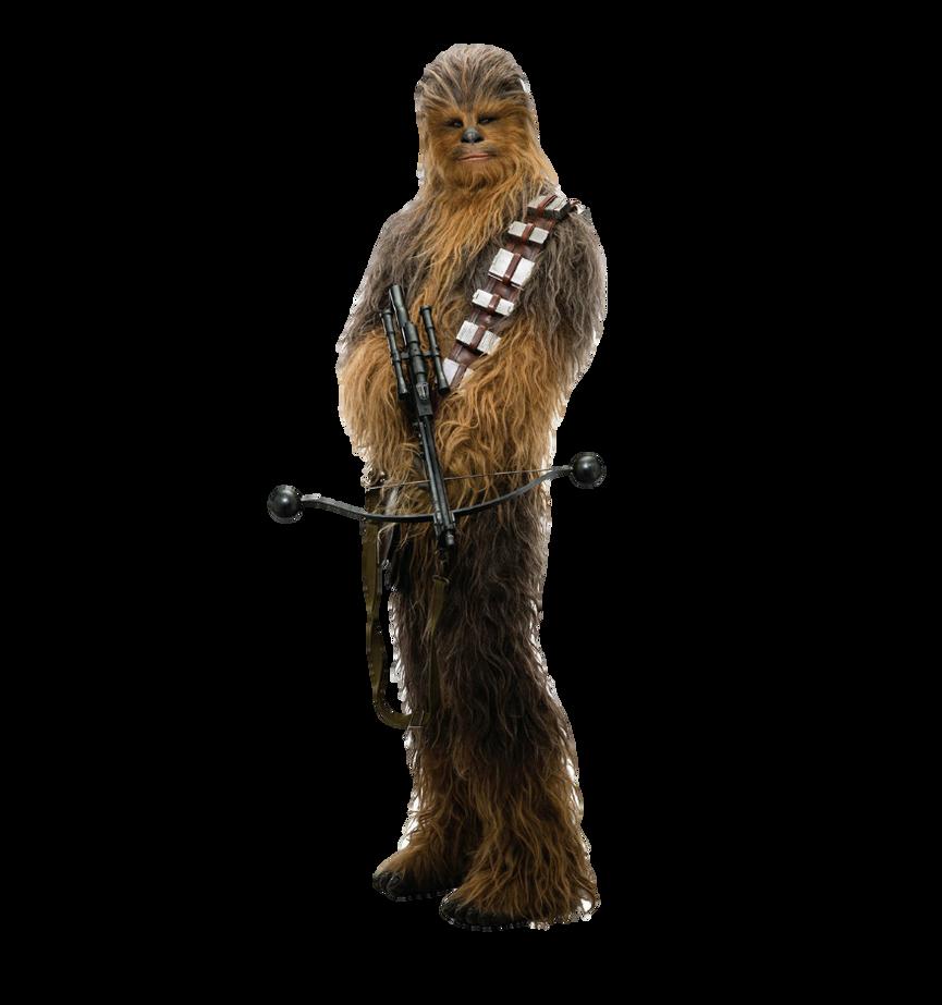 Star wars the last jedi Chewbacca PNG by Metropolis-Hero1125